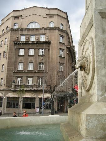 Balkan Orient Express Hotel: Здание отеля