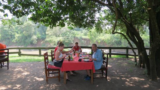African Memorable Safaris: Lunchdags