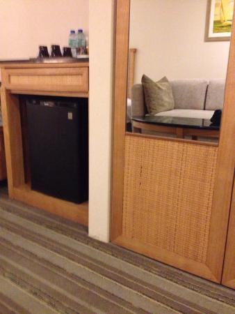 Azure Hotel: Nice furniture
