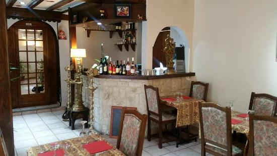 coin bar picture of amma restaurant indien andresy tripadvisor. Black Bedroom Furniture Sets. Home Design Ideas