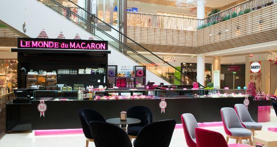 le monde du macaron arcueil restaurant avis num ro de. Black Bedroom Furniture Sets. Home Design Ideas