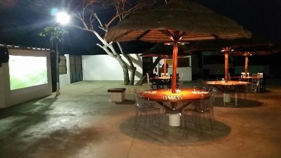 Soyo, Angola: restaurante Bela vista