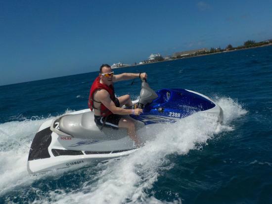 The Boatyard : Jet bikes to hire