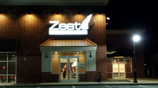 Zesto Pizza and Grill