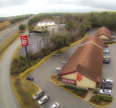 Red Roof Inn Columbia West, SC: Outside View