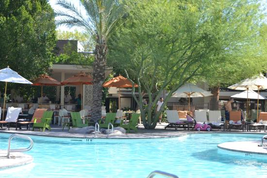 You have to see this when in palm springs picture of the for The riviera palm springs ca