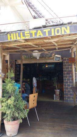 Hillstation Cafe