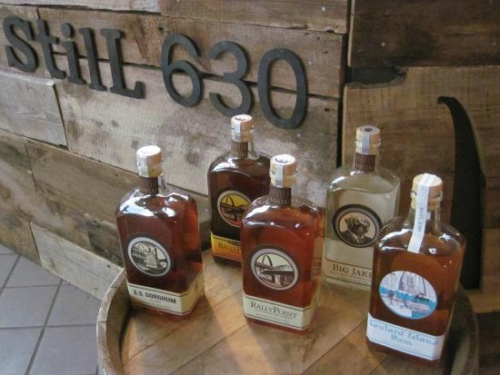 StilL 630 Distillery