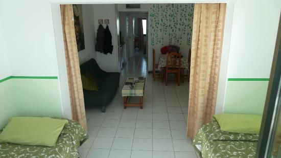 Erika Apartments Lounge