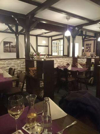 Steakhouse und Restaurant bei Edin