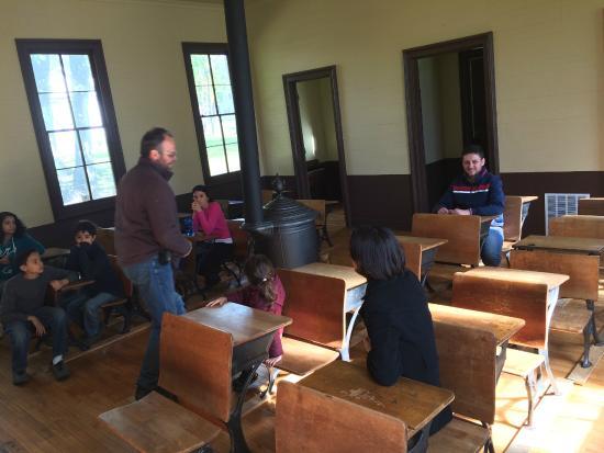 Dr. John Harvey Kellogg Discovery Center : First adventist schools