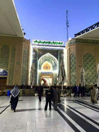 النجف, العراق: Imam Ali Ibn Abi Talib Shrine