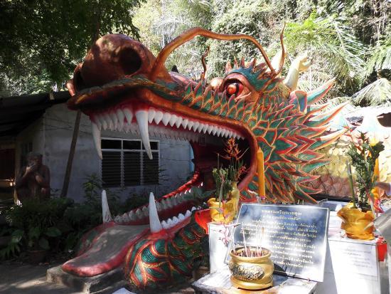 Wat Tham Ta Pan Temple