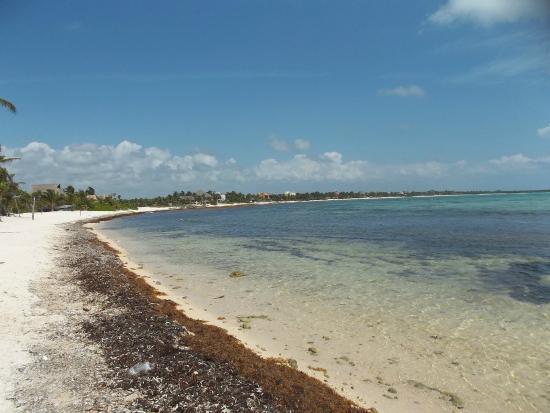 Punta Soliman Beach: Playa increíble!!!