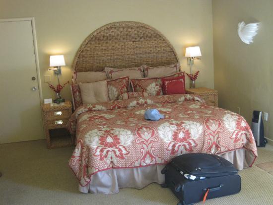 Hidden Valley Inn: KIng Suite with Kitchen