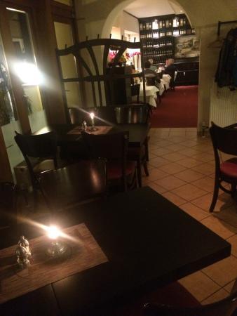 salat picture of ristorante nuovo paladino berlin tripadvisor. Black Bedroom Furniture Sets. Home Design Ideas