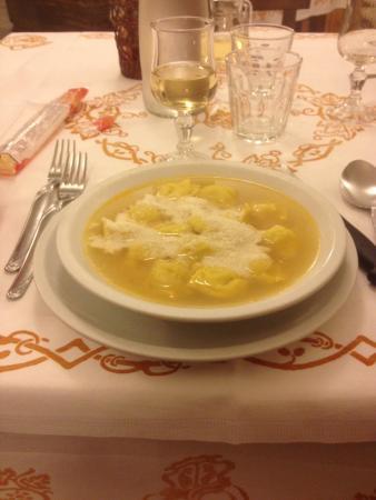 Trattoria Gina: Un bel piatto caldo nella sua semplicità. Ottimo