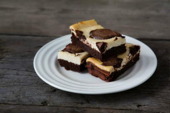 Zest: Most delicious Cheesecake Brownie