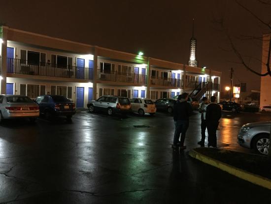 Motel 6 Portland : foto do hotel