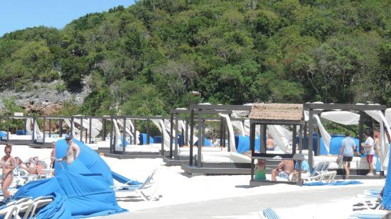 Labadee Cabana On The Beach For