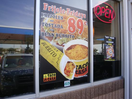 Tuesday Specials Fast Food Dallas