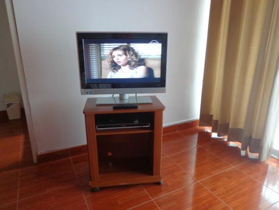 Casa Bella Boutique Hotel: TV.