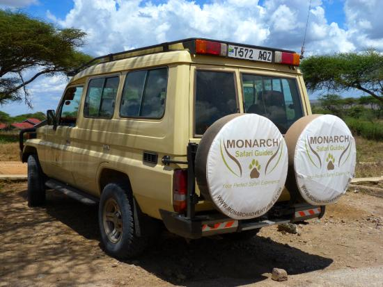 Monarch Safari Guides - Day Tours
