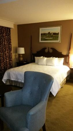 Homewood Suites by Hilton Olmsted Village (near Pinehurst): Bedroom