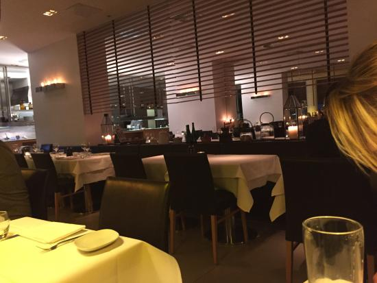 Franke Brasserie, Bar & Lounge: Il locale