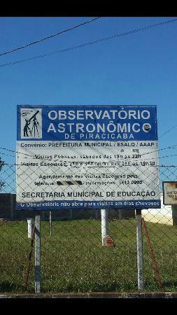 Observatorio Astronomico Municipal