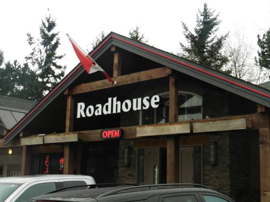 McJac's Roadhouse Grille: Outside view
