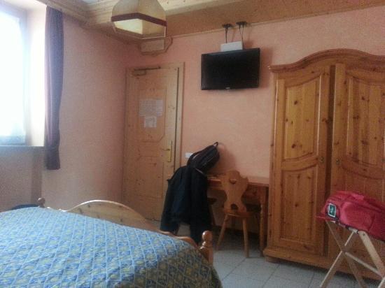 Hotel Stelvio : Interno stanza