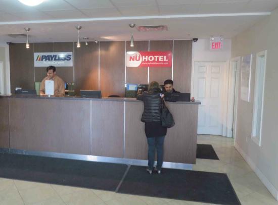 Nu Hotel Toronto Airport Reviews