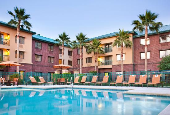 Courtyard Tempe Downtown: Outdoor Pool