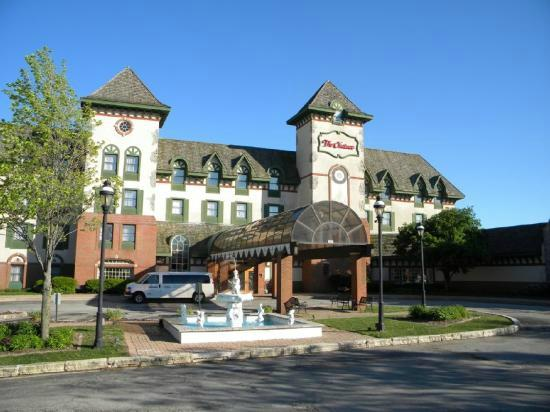 The Chateau Hotel and Conference Center: The Chateau