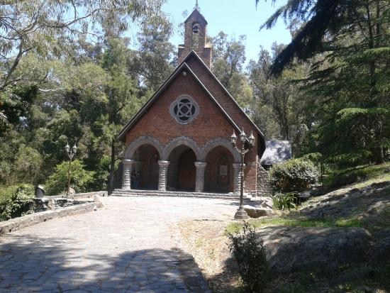 Monte Calvario : Capilla
