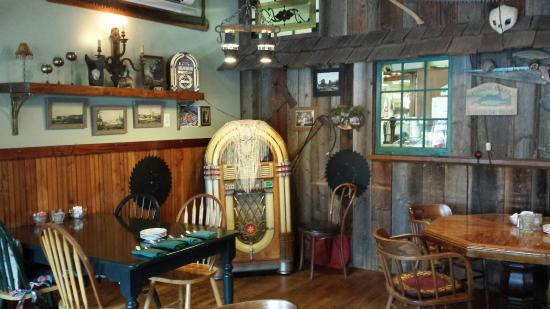 Old Mill Cafe, Sequim, WA