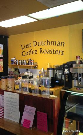 ‪Lost Dutchman Coffee House‬