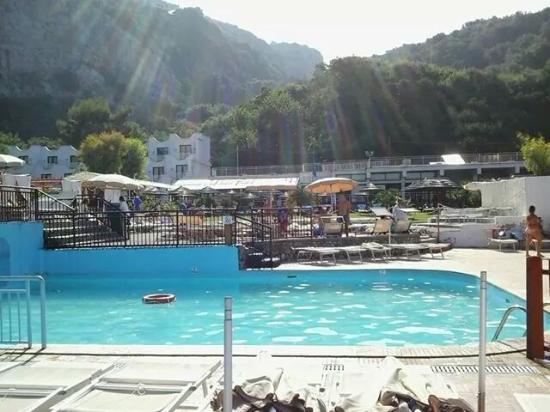 Pool foto di sea club conca azzurra resort massa for Conca azzurra massa lubrense piscine