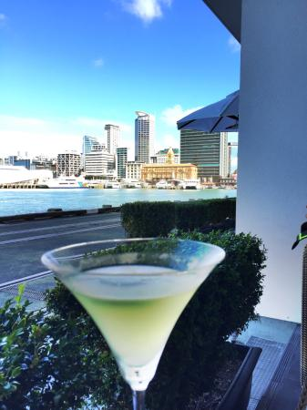 Belini Bar at tHilton Auckland