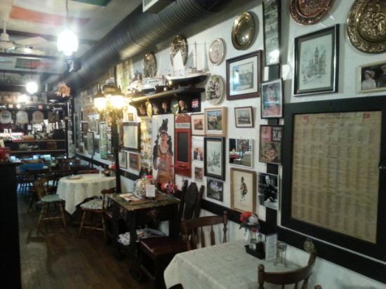 The British Bobby: memorabilia as far as the eye can see