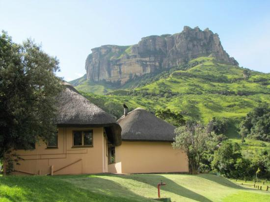 Mont Aux Sources Hotel: If you go to Thendele