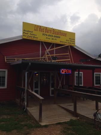 Lil Red Barn Steakhouse Bellville Restaurant Reviews Phone
