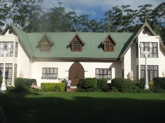 Mt Tamborine Stonehaven Guest House : the hotel