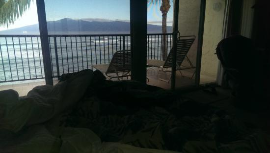 Lokelani Condominiums : View from our bed