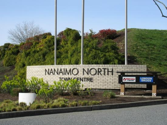 ‪Nanaimo North Town Centre‬