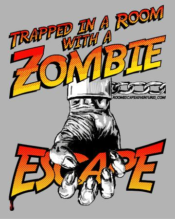 Ready to be Trapped In A Room With A Zombie? - Picture of Room ...