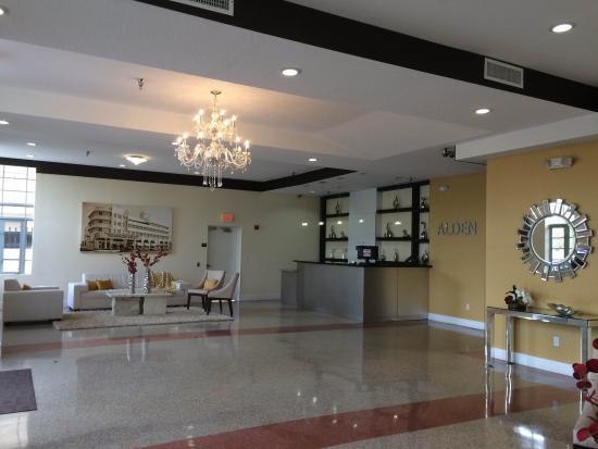 Alden Hotel Lobby
