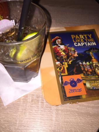 Cocktailbar Zeitlos