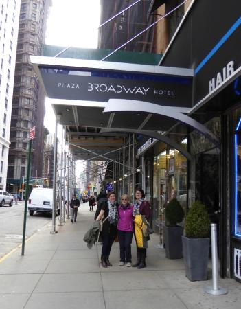 Broadway Plaza Hotel Tripadvisor